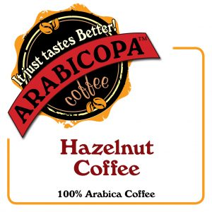 Arabicopa Hazelnut Coffee